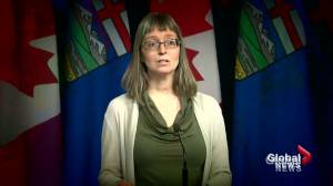 Infectious disease specialist takes a look back at 1 year of COVID-19 in Alberta (05:39)