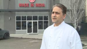 Kelowna Indian restaurant dealing with community backlash (01:26)