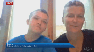 2020 Tri-Hospital Dream Lottery: Brady's Story