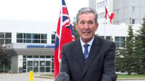 Pallister announces Manitoba government to invest $812M to expand health-care facilities (03:24)