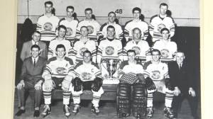 The Kingston Merchants enjoyed tremendous success in the 1960's. (02:14)