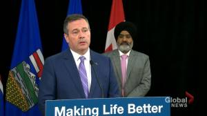Kenney won't have taxpayers bail out insurance companies after Calgary storm damage