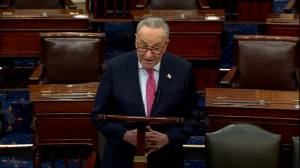 Coronavirus: Schumer says Dems will move forward with COVID-19 relief, with or without GOP support (01:38)
