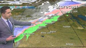 Cool down coming: April 21 Saskatchewan weather outlook (02:35)