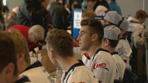 Season ticket holders get first taste of Lethbridge Hurricanes season
