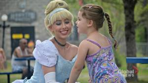 Halifax entrepreneur brings fairytale princesses to life