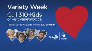 Variety announces matching donations during Variety Week