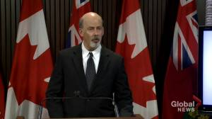 Ontario government yet to act upon recommendations made in report investigating treatment of seniors in long-term care: John Vice