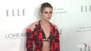Kristen Stewart says she was told to conceal her sexuality in order to land roles
