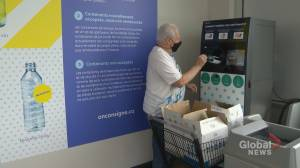 Quebec to step up recycling capacity with 7 pilot projects (02:04)