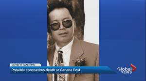 Possible COVID-19 death of Canada Post worker in Mississauga (02:35)