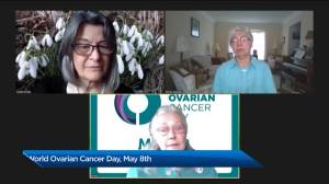 Bringing awareness to World Ovarian Cancer Day (05:27)