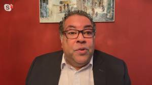 Calgary Mayor Naheed Nenshi discusses plans to consolidate 911 dispatch