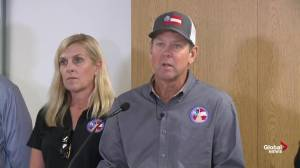 Georgia governor stresses people who don't evacuate may 'be on their own'