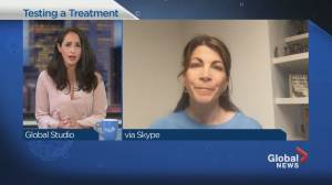 The potential COVID-19 treatment being tested in Montreal