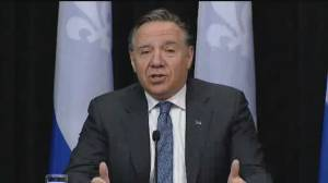 Coronavirus outbreak: Quebec premier says success on fighting virus will depend on number of deaths