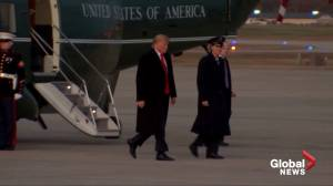 Trump pardons Army officers accused of war crimes, restores Navy SEAL's rank