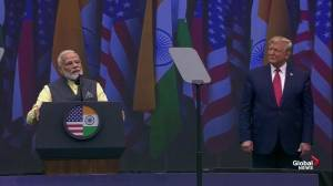 'India has a true friend in the White House': U.S. President Trump to Indian PM Modi