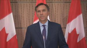 Bill Morneau resigns as Canada's finance minister (05:07)