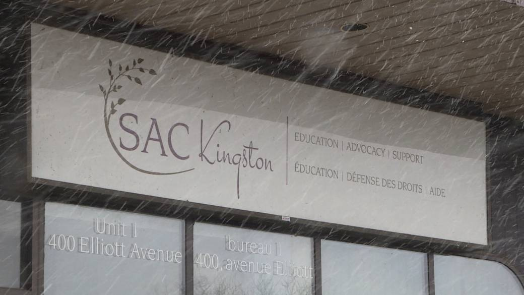 'Sexual Assault Centre Kingston sees melodramatic  summation   successful  situation  calls'
