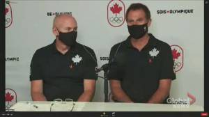 """Canadian Olympic Committee's top doctor """"confident"""" in athlete safety amid pandemic (00:55)"""