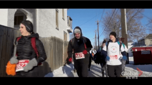 Warm Hands, Warm Hearts run continues virtually (04:46)