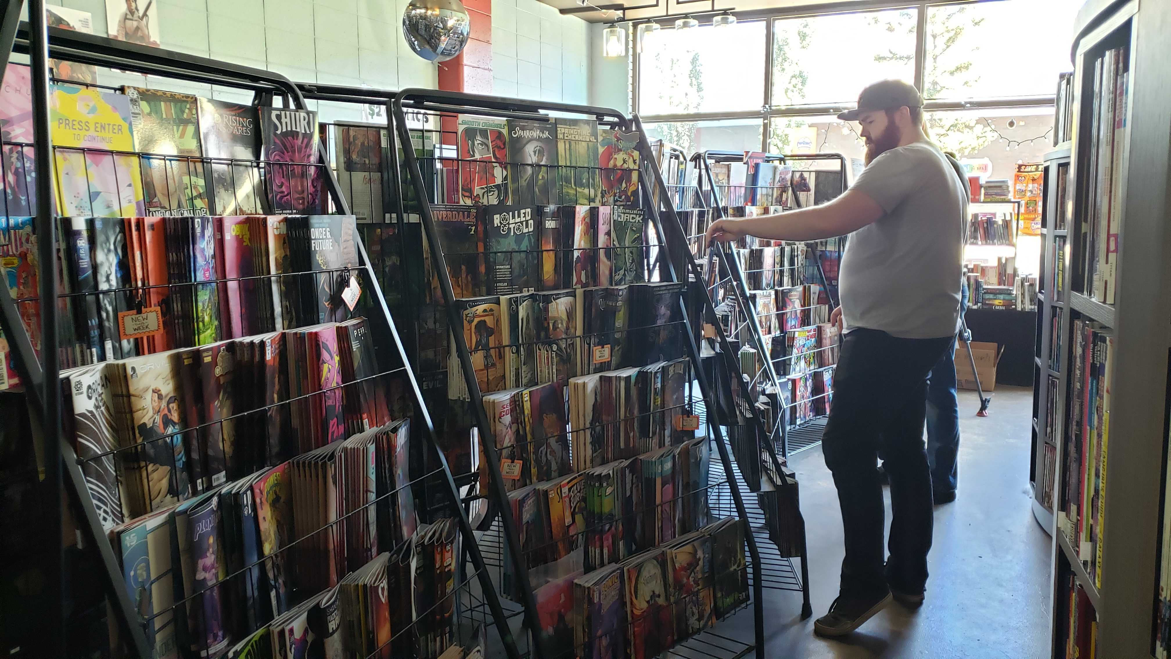 Edmonton shop named best comic store in Canada