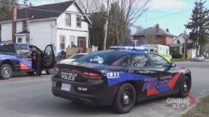 Man faces charges after attempted stabbing in Port Hope (00:38)