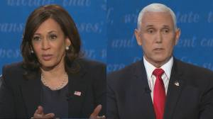 Highlights from the U.S. Vice-Presidential Debate (04:35)