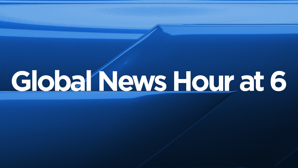 Global News Hour at 6 Edmonton: Oct. 14