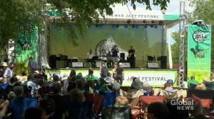 Saskatchewan Jazz Festival returns in August 2021 (01:27)