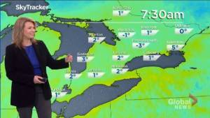 Peterborough Regional Weather Update: December 11, 2020 (02:18)