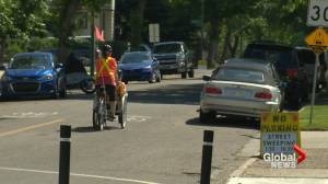 Study suggests bike lanes in Lethbridge key to more transportation cycling (01:51)