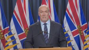 B.C. to implement roadside checks to limit non-essential travel (03:45)