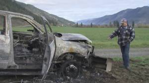 Kamloops man taken on wild and dangerous ride