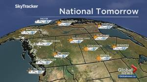Edmonton weather forecast: Sunday, Nov 10