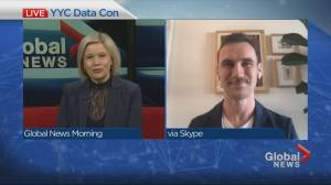 Discover Calgary's thriving data scene during the inaugural YYC Data Con (05:25)