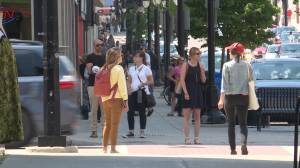 Mixed reactions from business owners on closure of some downtown streets