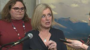 'Absolutely no monetary reflection of the coronavirus risk in the budget': Notley reacts to Alberta government's fiscal plan