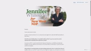 New Westminster MLA Jennifer Whiteside named new B.C. education minister (02:04)