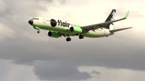 Flair airlines announces expansion (01:12)