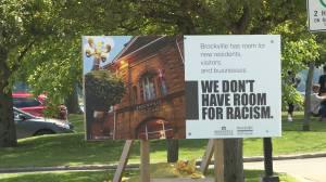Brockville woman starts organization to address racism (02:12)