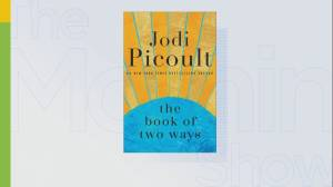 Author Jodi Picoult on her new novel 'The Book of Two Ways' (03:41)