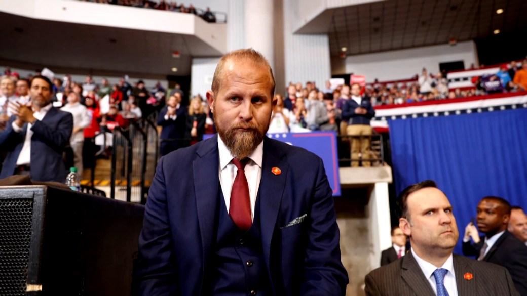 Click to play video 'Brad Parscale out as Trump 2020 campaign manager'