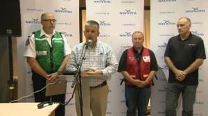 Hurricane Dorian: Nova Scotia EMO says severe weather still expected