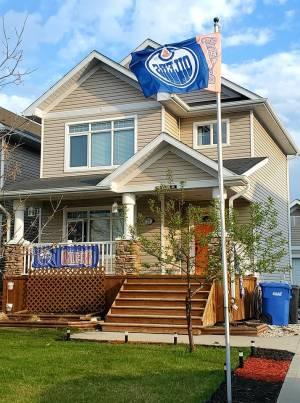 Winnipeg resident a huge Edmonton Oilers fan (02:53)