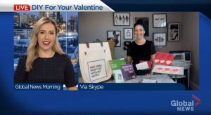 Creative DIY gift ideas for Valentine's Day (04:19)