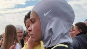 Muslim teen disqualified from race in Ohio for wearing hijab