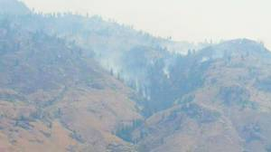 Hot, dry and windy across much of B.C. on Friday, concern remains high for residents and wildfire crews (05:45)
