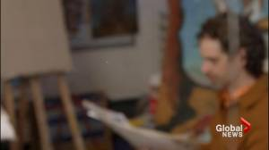 Video brings art exhibit to life and raises funds for The Lethbridge Soup Kitchen